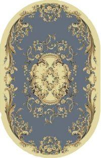 Купить ковер 62 passage 4519 0,60 x 1,10 м овал, 100% шерсть в Санкт-Петербурге по цене 2 851 руб. с бесплатной доставкой на дом в интернет магазине Kover5.ru.