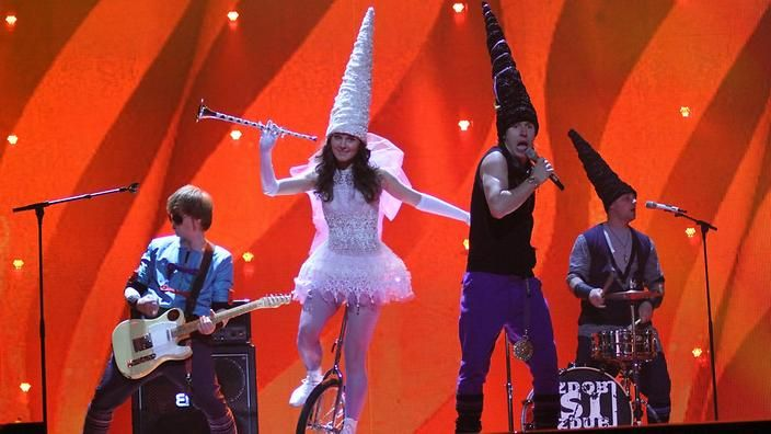 The Most Bizarre Eurovision Entries Ever | SBS Eurovision