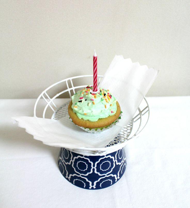 Mom Birthday Cupcake