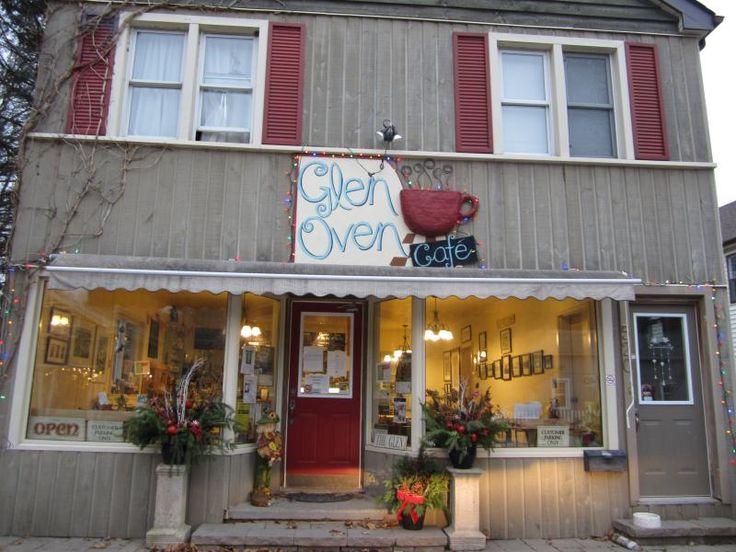 Days Out Ontario | Glen Oven Café, Glen Williams, Ontario