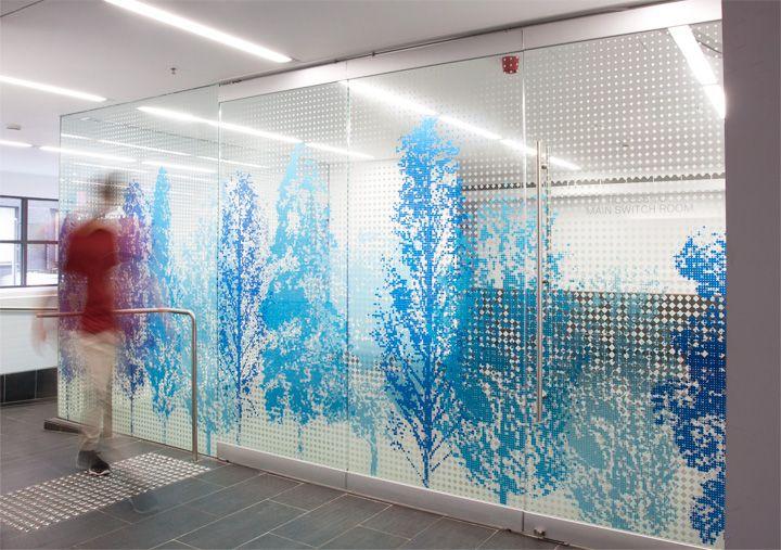 Poplar Street Environmental Graphics