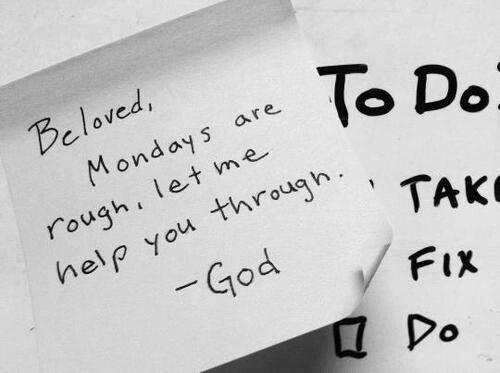 how to start a prayer off