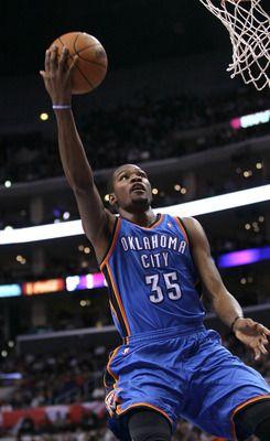 2. Kevin Durant----Oklahoma City Thunder  Position: Small forward  Age: 23