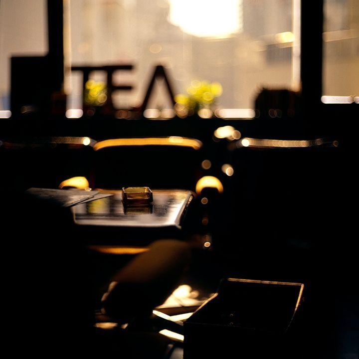 Tea room - null