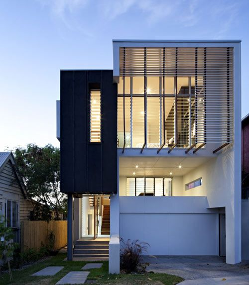 17 best ideas about small modern houses on