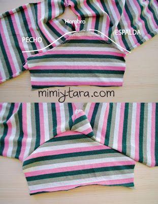 coser manga pijama