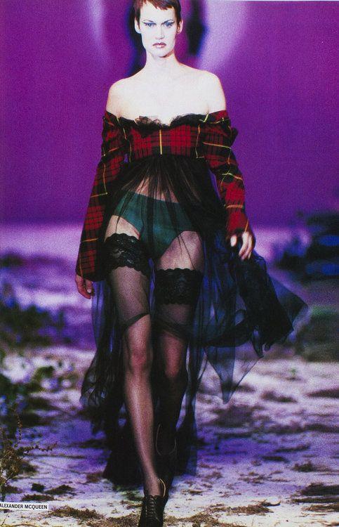 Alexander McQueen Fall Winter 1995