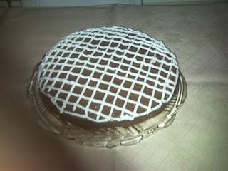 σοκολατίνα/chocolate cake