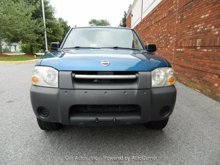 Pictures of 2003 Nissan Frontier For Sale Fredericksburg, VA