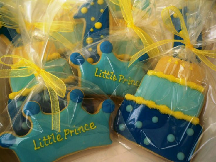 the little prince birthday party