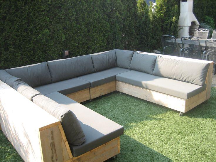17 best ideas about garten lounge on pinterest | outdoor lounge, Best garten ideen