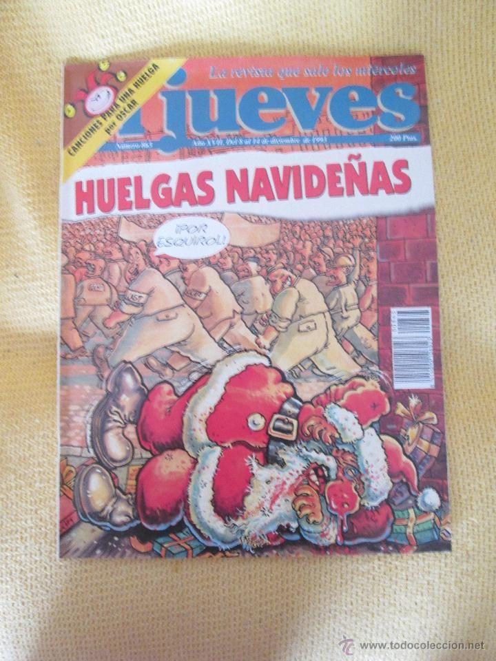 REVISTA EL JUEVES Nº 863 - 1993