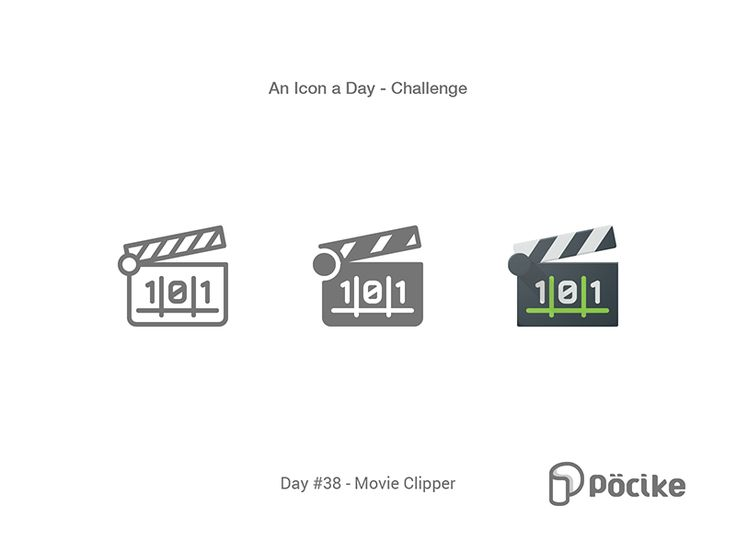 Icon Challenge Day 39 Movie Clipper