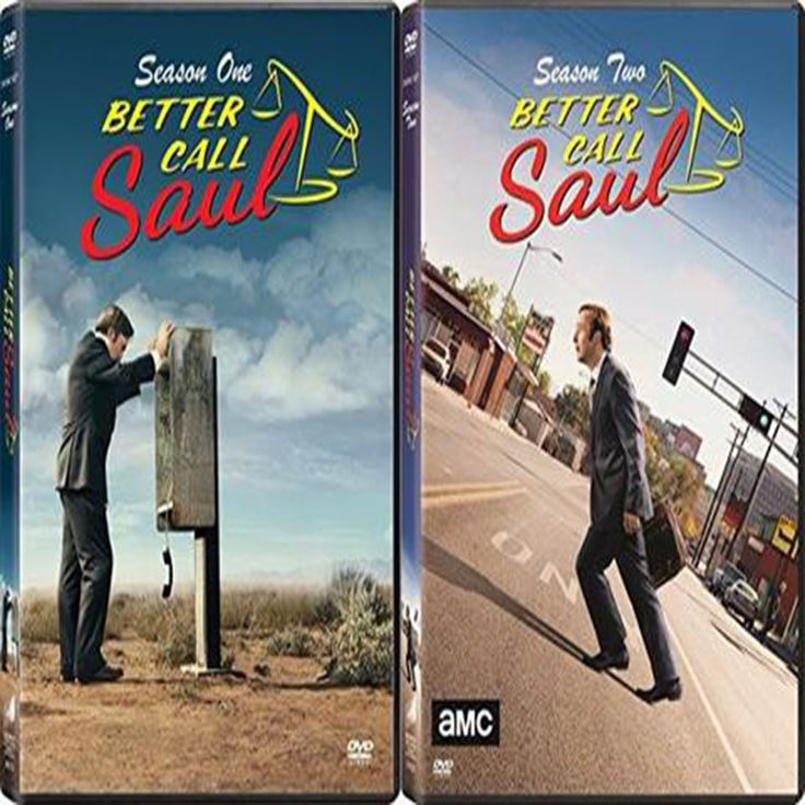 Better Call Saul Seasons 1-2 Set on DVD