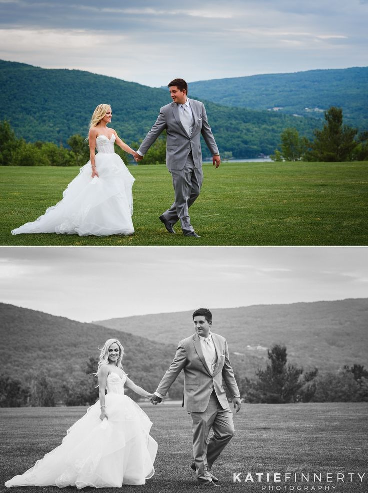 Bride and groom before their Bristol Harbour Resort Wedding in Canandaigua, NY photographed by Katie Finnerty Photography | http://www.katiefinnertyphotography.com/blog/2016.7.13.bristol-harbour-resort-wedding-jessica-nick