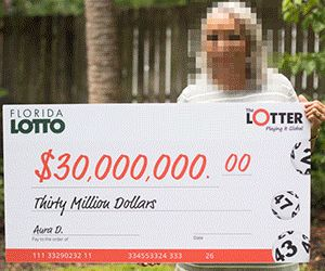 theLotter pioneered online lottery ticket services back in 2002. These days we are the undisputed worldwide market leader.