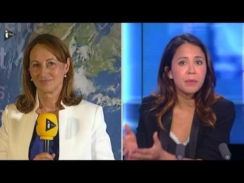 Ségolène Royal, Ministère de l'Ecologie, Désirs d'Avenir, Actualité et revue de presse