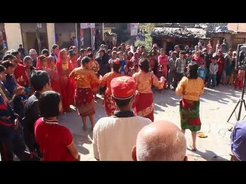 New Hindus culture dance 2018