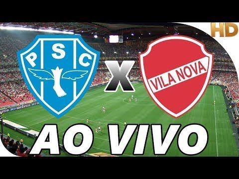 Assistir Paysandu x Vila Nova Ao Vivo Online Grátis - Link do Jogo: http://www.aovivotv.net/assistir-jogo-do-paysandu-ao-vivo/   INSCREVA-...