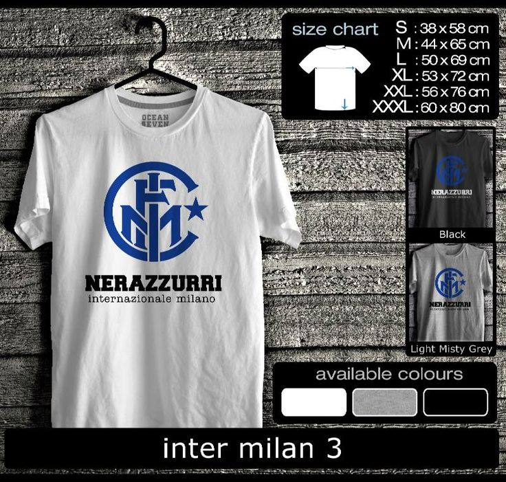 Kaos Inter Milan FootBall Club | Kaos Internisti 2