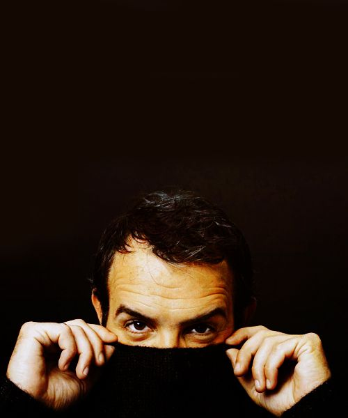Jean Dujardin, i love this man