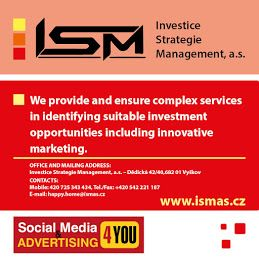 Investice Strategie Management, a.s. - ISM – Sbírky – Google+