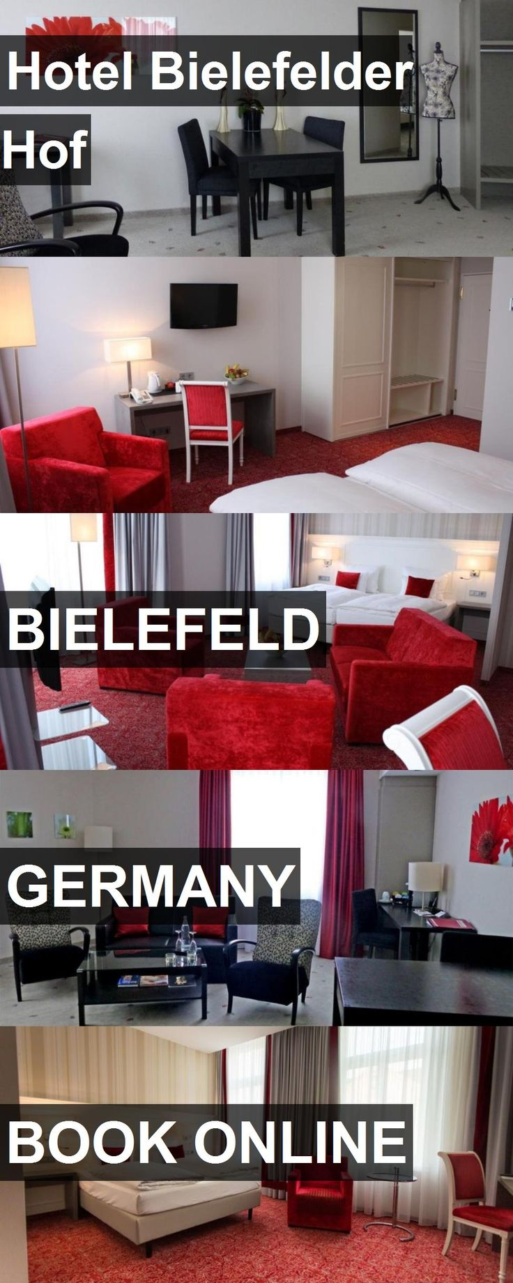 Hotel Bielefelder Hof in Bielefeld, Germany. For more information, photos, reviews and best prices please follow the link. #Germany #Bielefeld #travel #vacation #hotel