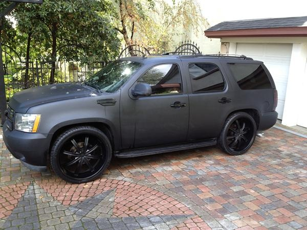 This Is Rapper The Game S Suv I Love The Flat Black Cars
