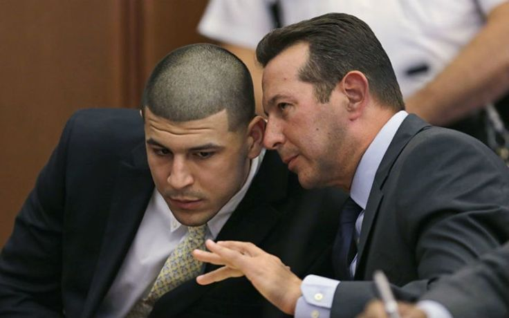 """Aaron Hernandez's Lawyer Jose Baez Slams Reports NFL Star Wrote Suicide Note to """"Prison Lover"""" Kyle Kennedy --------------------- #gossip #celebrity #buzzvero #entertainment #celebs #celebritypics #famous #fame #celebritystyle #jetset #celebritylist #vogue #tv #television #artist #performer #star #cinema #glamour #movies #moviestars #actor #actress #hollywood"""