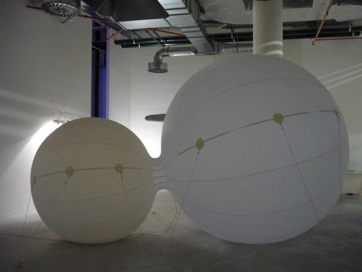 Galerie Die Aktualität des Schönen..., Liberec, Patrik Kovačovský 2009