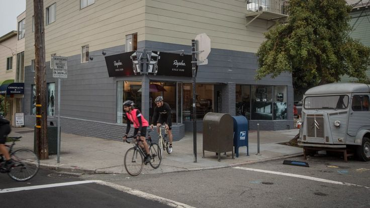 Rapha Cycle Club San Francisco