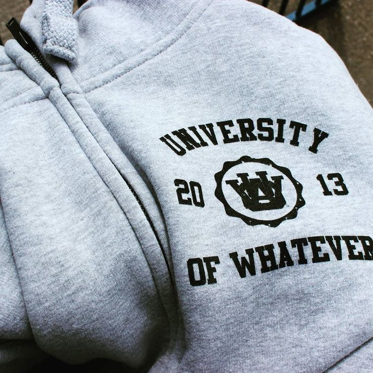 What university did you go to?! . High neck hoodie deets available on the website now! #UOW #casualclothing #fashion #leisurewear #casualwear