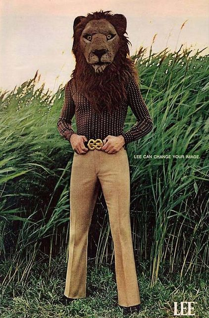 lee lion #1