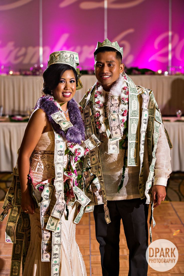 modern filipino wedding money dance ideas