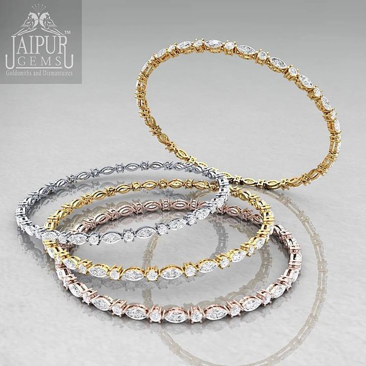 Stack the Rack! The all time stackable classics...stack them with your charms…