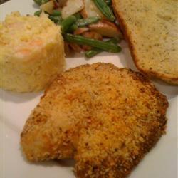 Baked Parmesan Tilapia Allrecipes.com