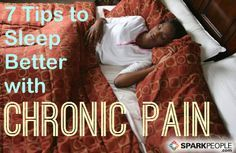 Sleeping Soundly with Chronic Pain