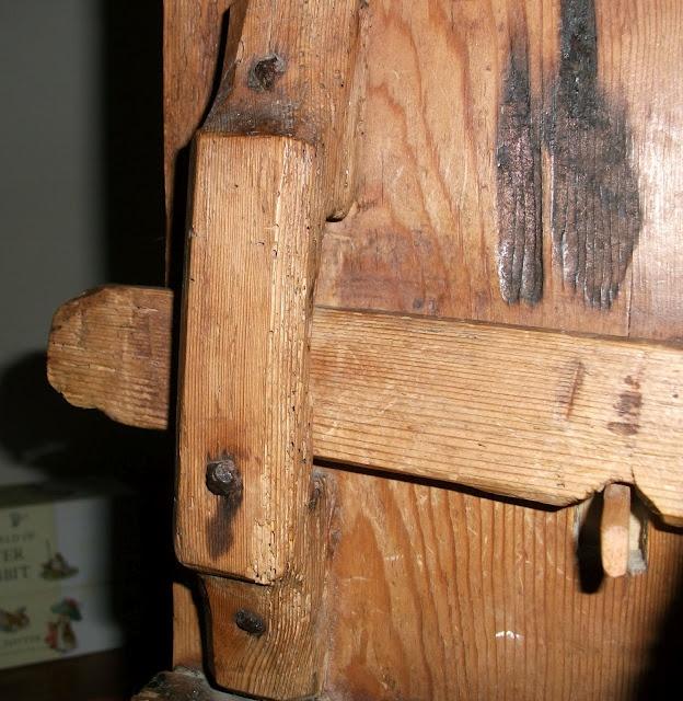 Door Latch Wooden Door Latch