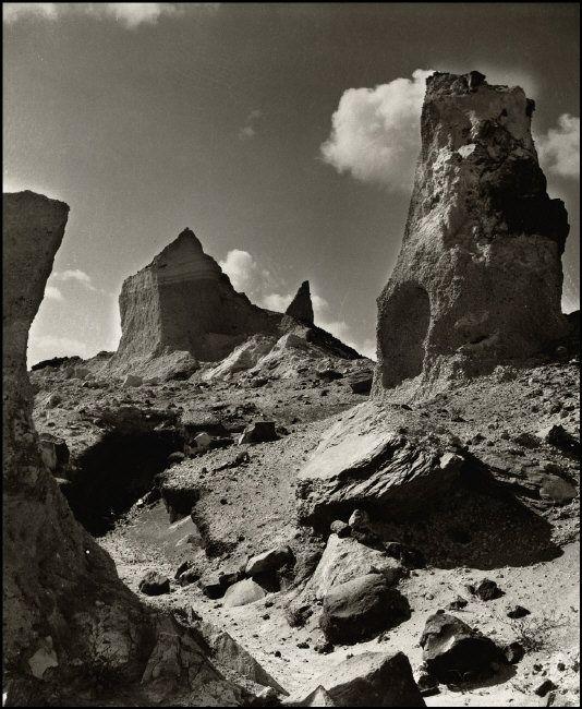 Herbert List, Santorini 1937