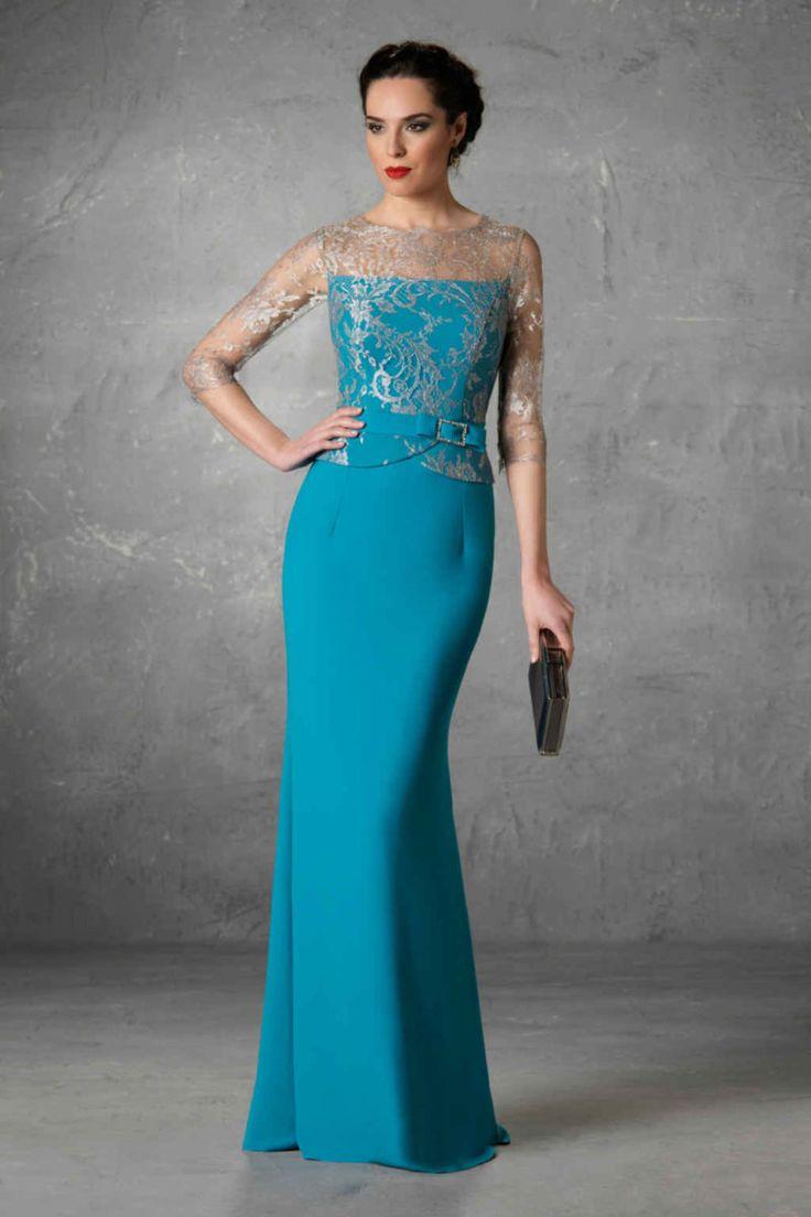 Mejores 12 imágenes de Vestidos en Pinterest | Vestidos de novia ...