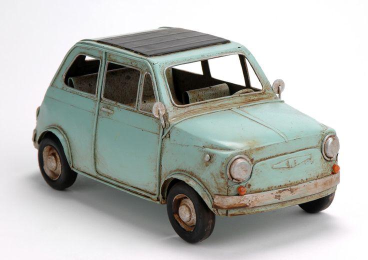 Nuestro Fiat 500