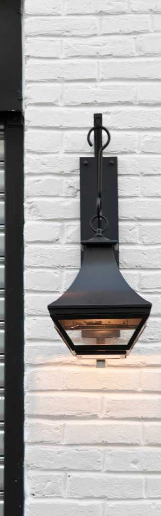 Darryl Carter & UECo | Naylor Court Wall Sconce