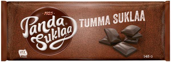 Tumma suklaa - Panda