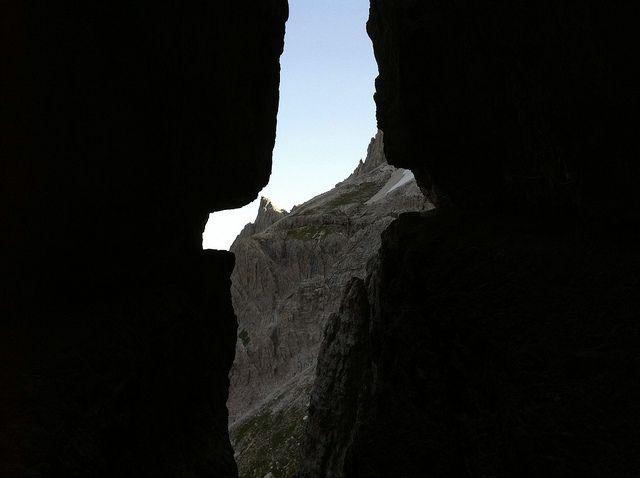 Alpinisteig Sextener Dolomiten - Strada degli Alpini Dolomiti di Sesto