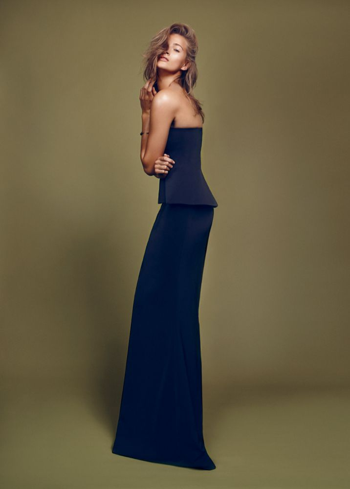 The Blake Maxi Dress by AQ/AQ (SHOP: http://www.yeltuor.com.au/product/view/id/9644)