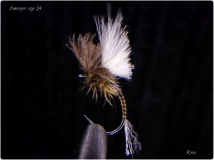 Mira esta imagen de atado de moscaspara Salmo fariode Thomas Roos – Fly dreamers