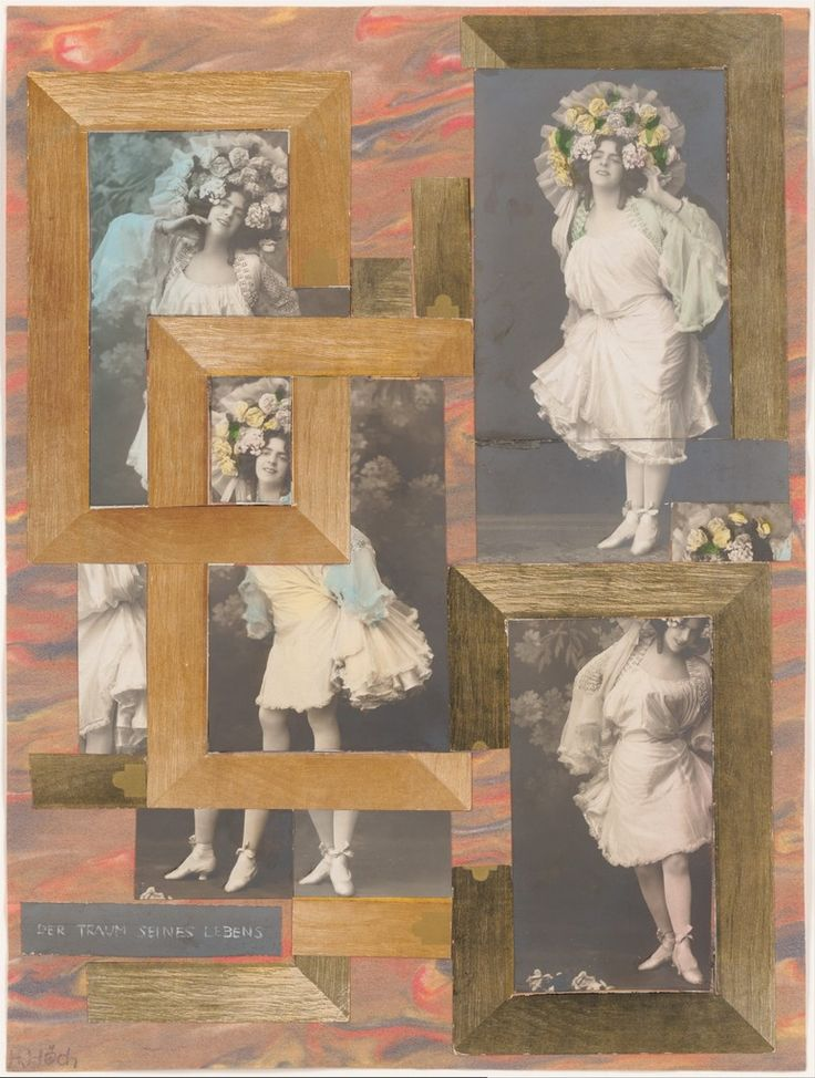 Hannah Höch: The Dream of His Life, 1925.