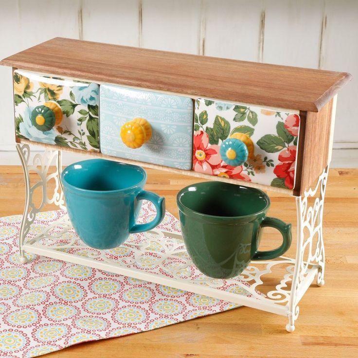 Mug Shelf Kitchen: Best 25+ Mug Rack Ideas On Pinterest
