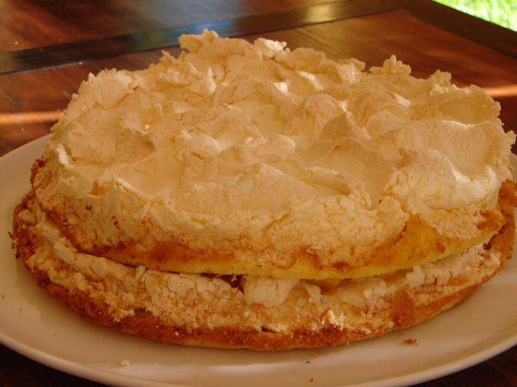 A special Lemon Pie