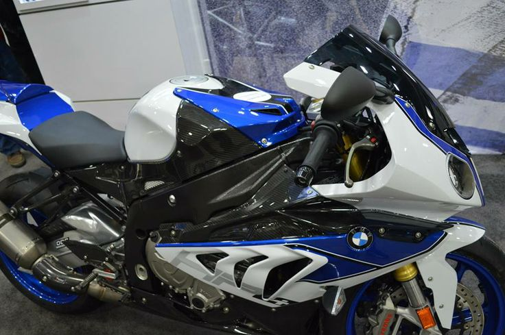 BMW Motorrad USA HP4 carbon fiber deliciousness
